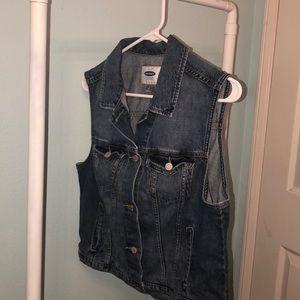 Old Navy Jean Jacket/Vest